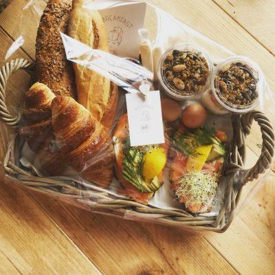 Op zondag bezorgen we jou een heerlijk ontbijt! Bestellen